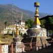 Stupa Rangjung Trashigang