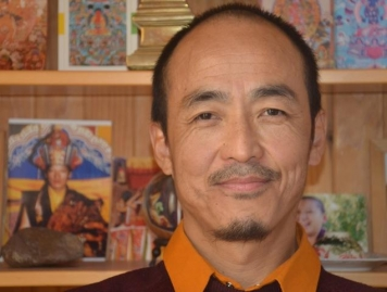 Khenpo Karma Łangjal