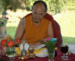 Khenpo Karma Wangyal - Schronienie