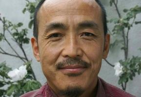 Khenpo Karma Wangyal - Ogród