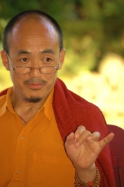 Khenpo Karma Wangyal - Warszawa