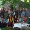 Lama Chhimi i uczestnicy Khordo Ruszen 1