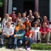 Lama Chhimi i uczestnicy Khordo Ruszen 2