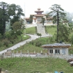 Gompa w pobliżu Thimpu