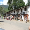 Ulica w Wangdue