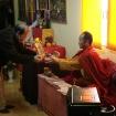 Wizyta w Warszawie Khenpo Karma Łangjela, 27 lutego – 3 marca 2009