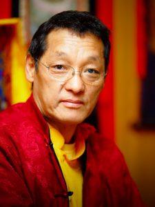 Nauczyciele Ganteng Tulku Rinpocze