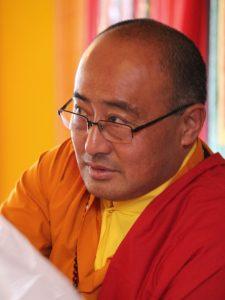 Nauczyciele Lhalung Sungtrul Rinpocze
