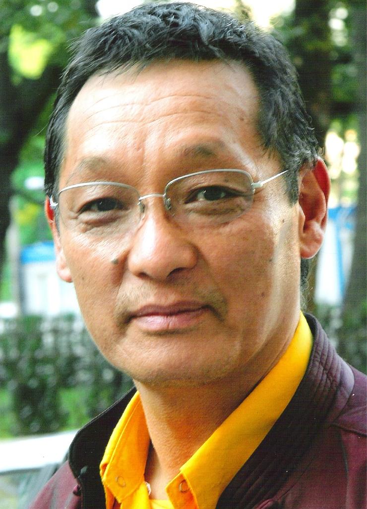 Gangteng Tulku Rinpocze Yeshe Khorlo