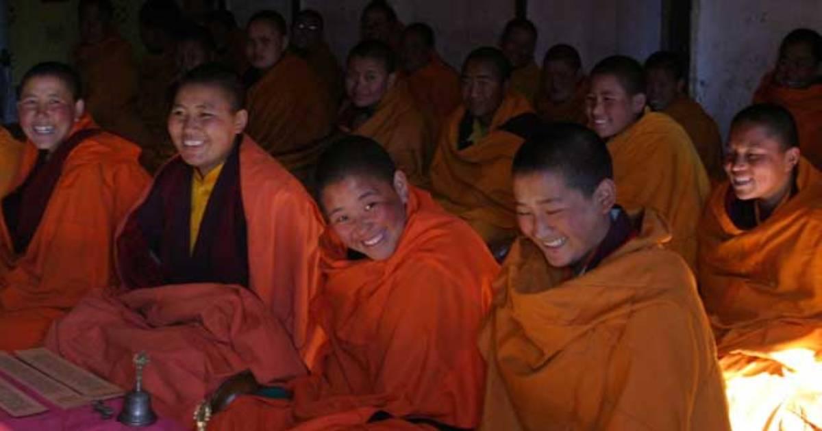 Gompy Gangtenga Tulku Rinpocze Gompa Pema Czieling, Instytut mniszek