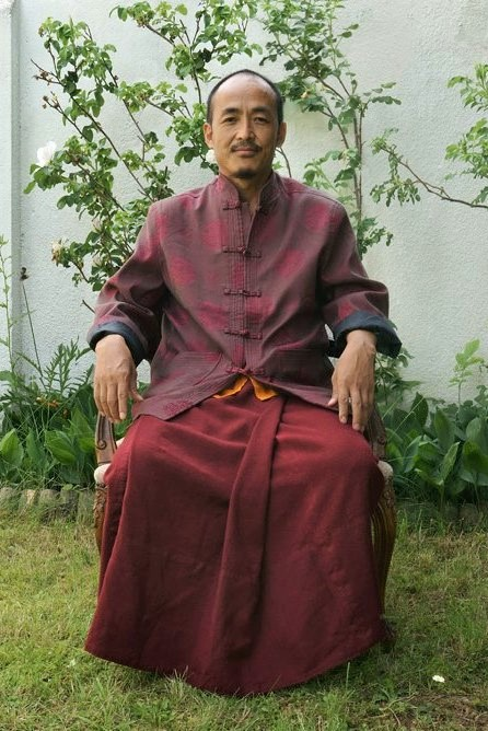 Khenpo Karma Łangjel Yeshe Khorlo