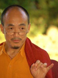 Nauczyciele Khenpo Karma Wangyal