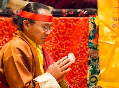 Lama Chimi Kinley
