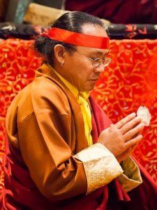 Nauczyciele Lama Chimi Kinley
