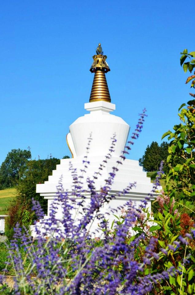 Ośrodki Europejskie Pema Yang Dzong Yeshe Khorlo Polska