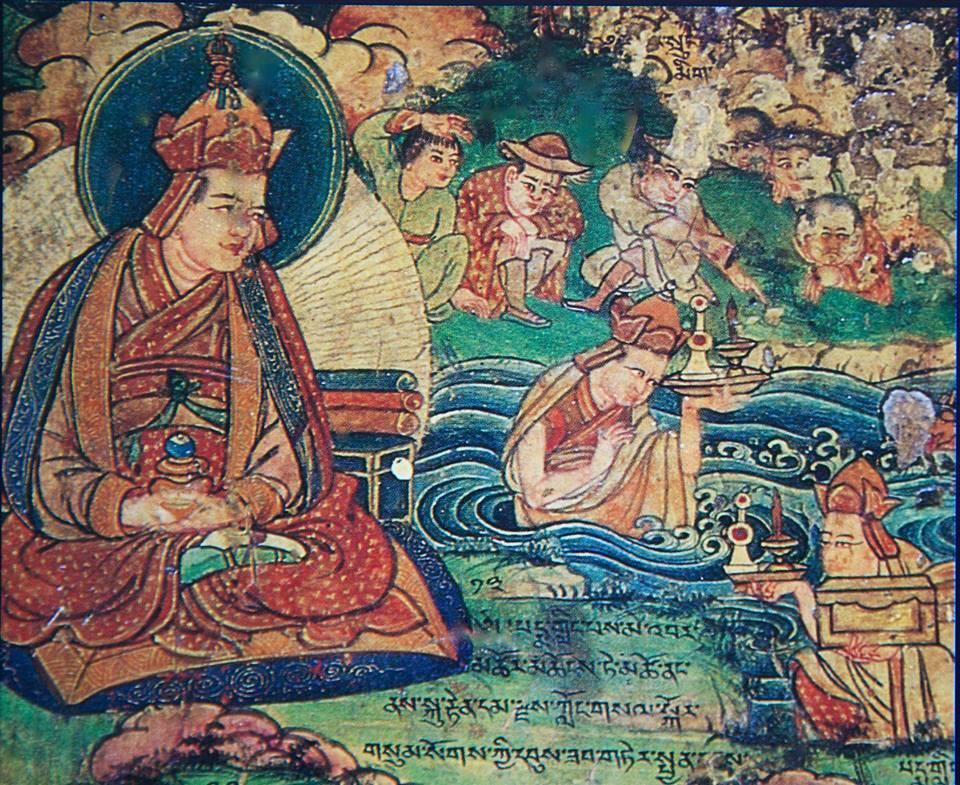 Pema Lingpa Yeshe Khorlo
