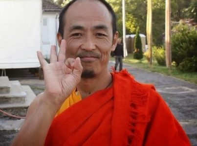 Khordo Ruszen i praktyka Tsa Lung z Khenpo Karma Wangyalem