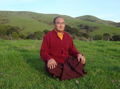 Czwarta wizyta J. Św. Lhalunga Sungtrula Rinpocze 16 – 19.04.20: drubczie Lama Norbu Gjamtso w Darnkowie / Fourth visit of H.H. Lhalung Sungtrul Rinpoche 16 – 19.04.20:drubchöLama Norbu Gyamtso in Darnków
